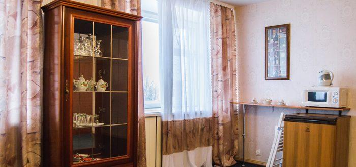 Номер Люкс, гостиница Волгореченск