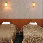 Двухместный «Улучшенный стандарт» (2 кровати), гостиница Волгореченск